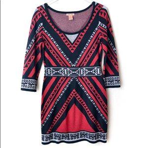 FLYING TOMATO Sweater Dress L